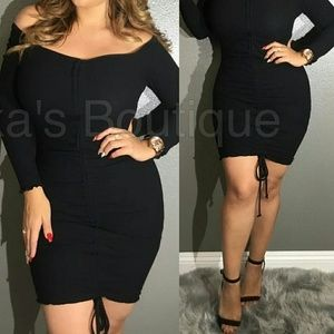 Dresses & Skirts - Black plus size 2x dress